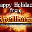 Happy Holidaze from Spellburn!