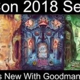 GENCON 2018:  What's New With Goodman Games